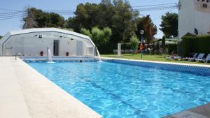 Camping arena blanca in benidorm spain best rates for Camping arena blanca