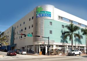 Crystal Beach Suites And Health Club  Collins Avenue