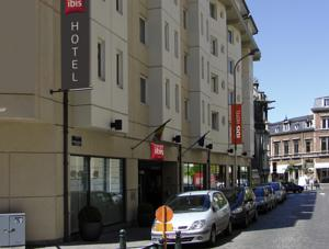 Ibis Brussels City Centre In Brussels Belgium Lets Book