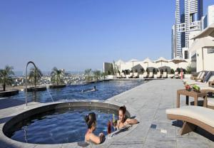 Millennium Plaza Hotel In Dubai United Arab Emirates