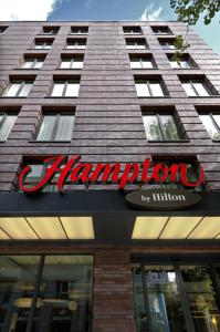 Hampton by Hilton Berlin City West photo