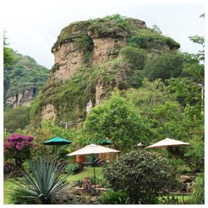 Hotel valle m stico en tepoztl n mexico mejores precios for Hotel villas valle mistico