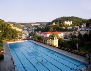Spa Hotel Thermal In Karlovy Vary Czech Republic Lets