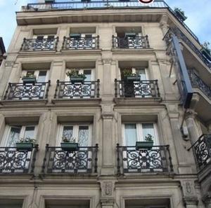 Hotel Liege Strasbourg  Boulevard De Strasbourg  Paris