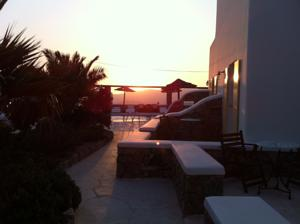 The A Hotel by Mykonos Arhontiko photo