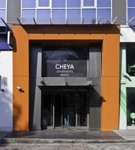 Cheya besiktas hotel suites special category in for Cheya residence besiktas istanbul