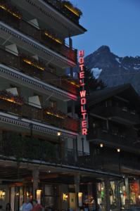 Hotel Central Wolter - Grindelwald photo