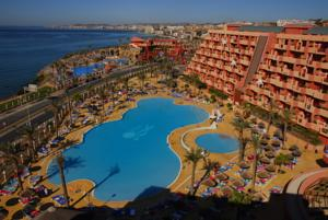 hotel holiday benalmadena:
