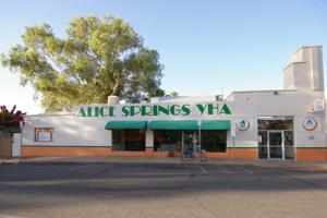 Alice Springs YHA photo