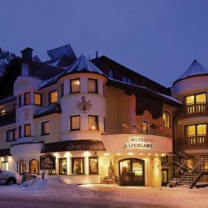Book Hotels In Obergurgl