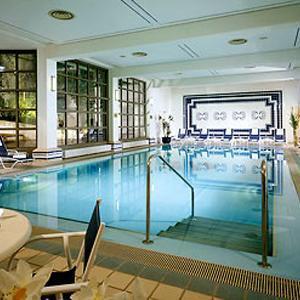 Marriott Hotel Hamburg Sauna
