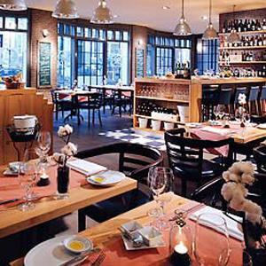 Speicher  Das Restaurant In Hamburg Marriott Hotel