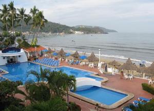 Casablanca resort en rincon de guayabitos mexico for Hotel luxury rincon de guayabitos