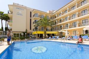 Hotel Amoros In Cala Ratjada Spain Lets Book Hotel