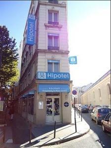 Hipotel Paris Belgrand Mairie du 20ème in Paris, France