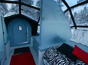 Kakslauttanen Igloo West Village In Saariselka Finland