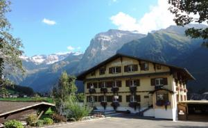Hotel Garni Hostatt photo