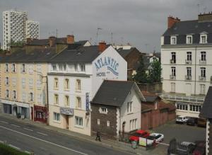 Atlantic Hotel Rennes Centre Gare