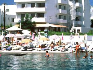 Silver Beach Hotel In Kardamaina Greece Best Rates