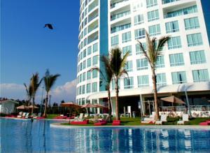 Room photo 6 from hotel Crowne Plaza Resort Mazatlan