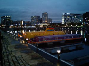 Boat Hotel Manchester