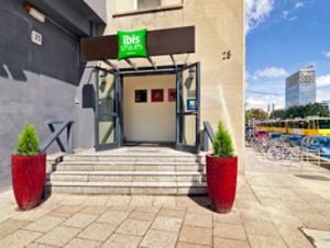 ibis Styles Berlin Alexanderplatz (ex all seasons) photo