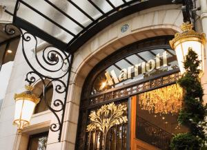 Paris Marriott Hotel Champs-Elysees photo