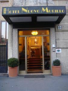Hotel nuovo murillo a milano italy migliori tariffe for Hotel nuovo milano