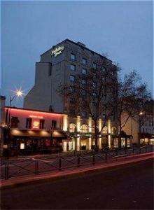 Holiday Inn Paris Gare Montparnasse photo