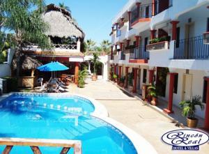 Rincon real en rincon de guayabitos mexico mejores for Bungalows villas del coral los ayala