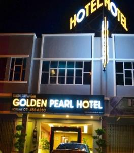 Golden Pearl Hotel In Kampong Seri Gading Malaysia