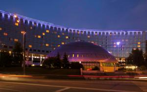 AZIMUT Moscow Olympic Hotel photo