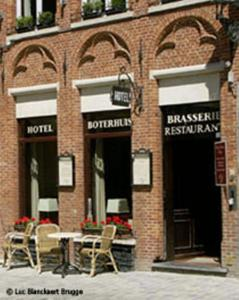 Hotel Boterhuis photo