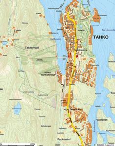 Tahkonhovi Guesthouse In Tahkovuori Finland Lets Book Hotel