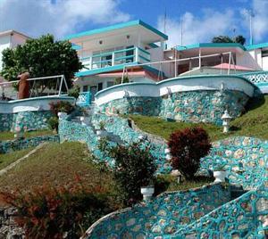 Hotel laguna bacalar en bacalar mexico mejores precios for Hotel luxury en bacalar