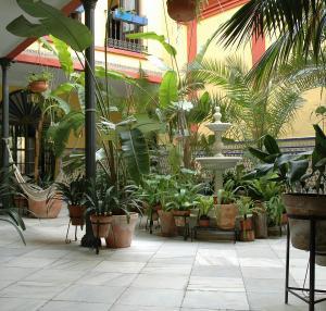 Hotel casa de los azulejos in cordoba spain best rates for Casa azulejos cordoba
