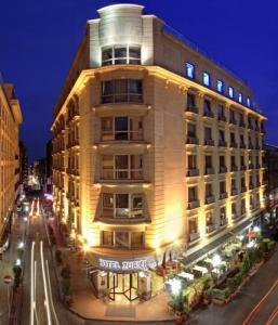 Hotel Zurich Istanbul In Istanbul Turkey Lets Book Hotel