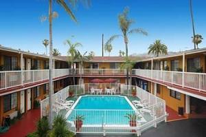 Saharan motor hotel en los ngeles usa mejores precios for Motor inn los angeles