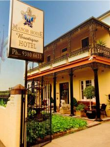 Manor house boutique hotel sydney in sydney australia for Best boutique hotels sydney