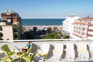 Hotel Le Terrazze a Riccione, Italy - Migliori Tariffe Garantite ...