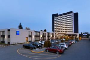 Hotel Clarion Quebec City Canada