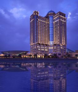 Sheraton Dubai Mall Of The Emirates Hotel In Dubai United