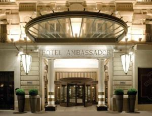 Hotel Marriott Paris Opera Ambassador photo
