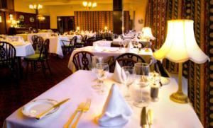 Kingsway Hotel Cleethorpes Dinner Menu