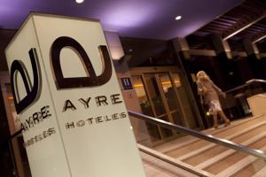 Ayre Gran Hotel Colón In Madrid Spain Besten Preise Garantiert