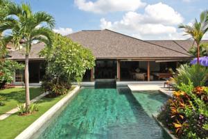 Bali villa privee