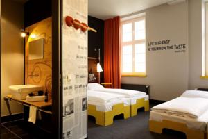 Superbude Hotel Hostel St.Pauli photo
