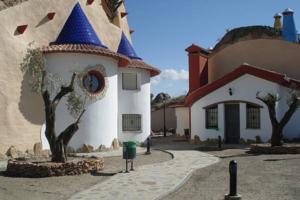 Holiday Home Cuevas La Granja Benalea I In Benalua De Guadix