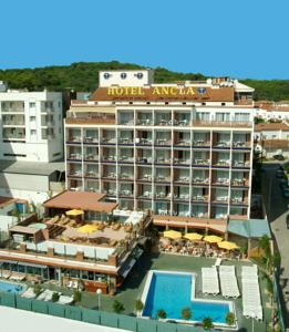 H 183 Top Palm Beach Amp Spa In Lloret De Mar Spain Laagste