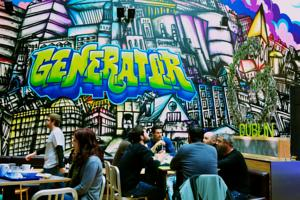 Generator Hostel Dublin photo